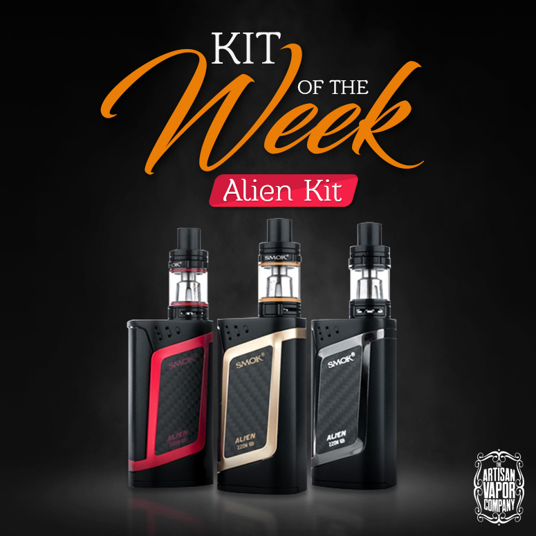 Alien Kit Artisan Vapor