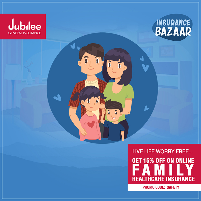 Family Insurance From Jubilee General Insurance