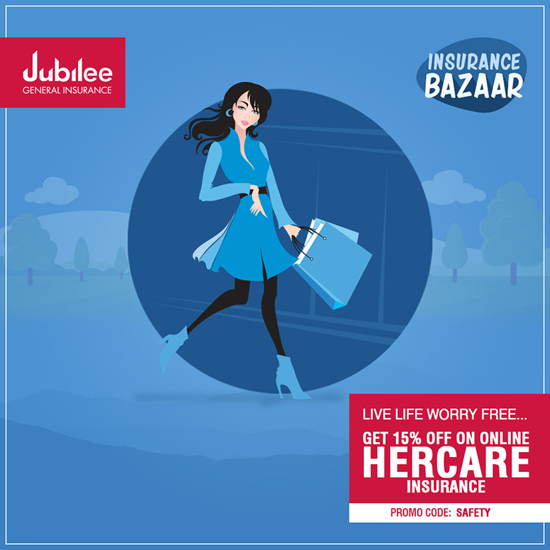 HerCare From Jubilee General Insurance