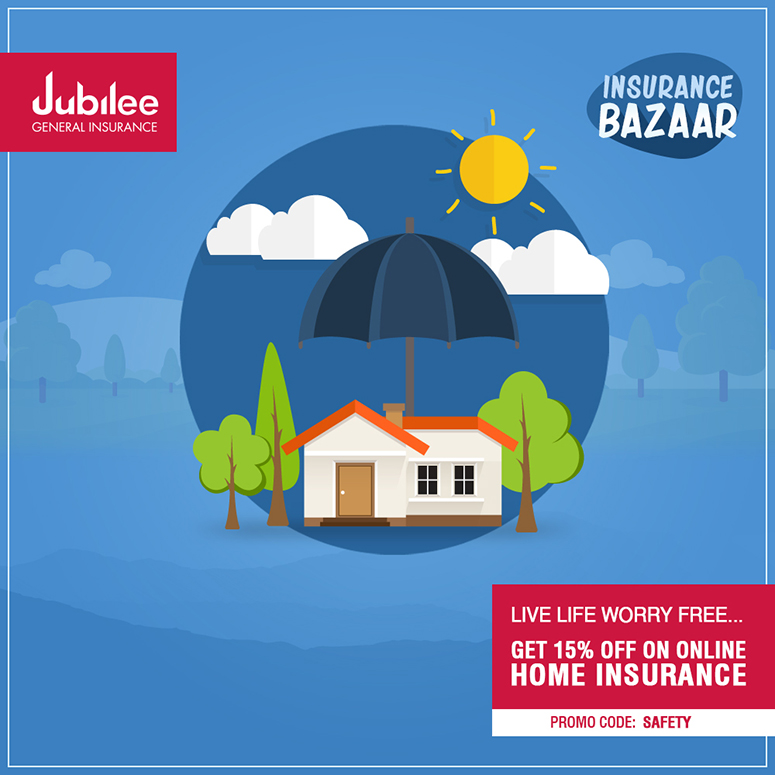 Home Insurance From Jubilee General Insurance