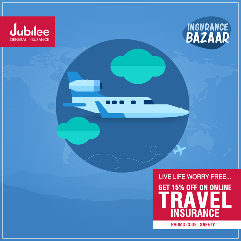 Travel Insurance From Jubilee General Insurance