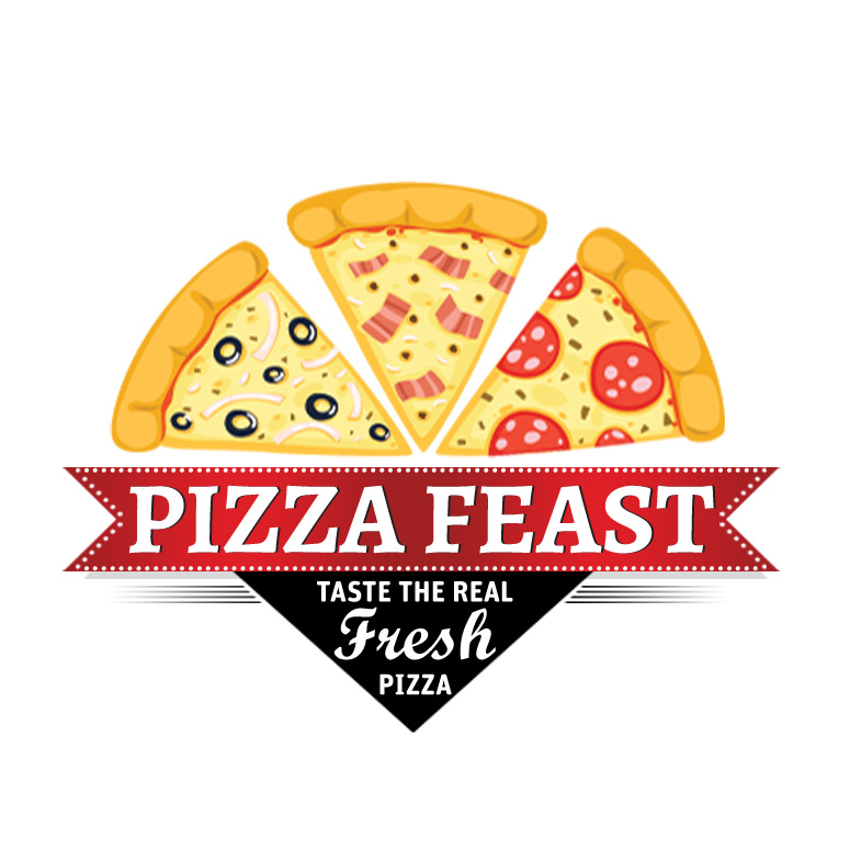 Pizza Feast Logo