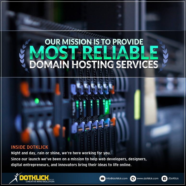 Reliable Web Hosting
