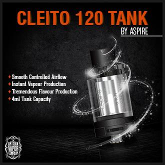 Clieto 120 Tank