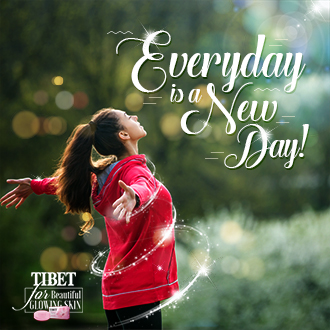 Everyday is New Day