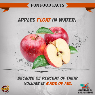 Fun Food Facts - 2