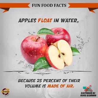Fun Food Facts – 2