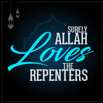 Allah Loves The Repenters