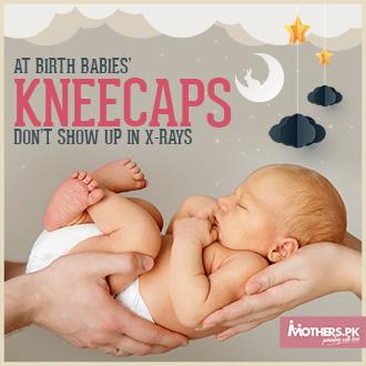 Babies Kneecaps