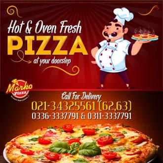 Marko Pizza Delivery