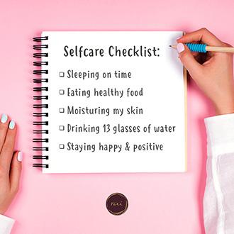 Selfcare Checklist