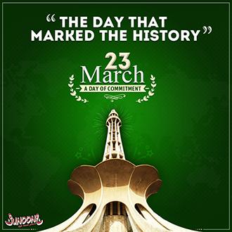 23 March Celebration Post