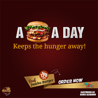 A Burger A Day