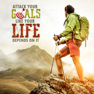 Attack Your Goals