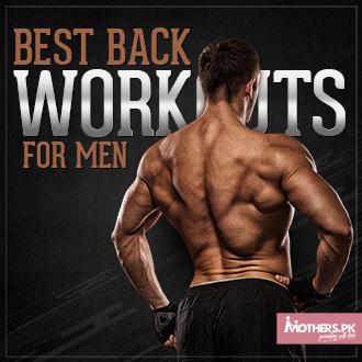 Back Workouts For Men