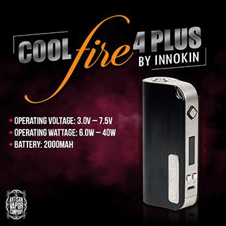 Cool Fire 4 Plus