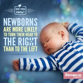 Newborns Sleeping Position