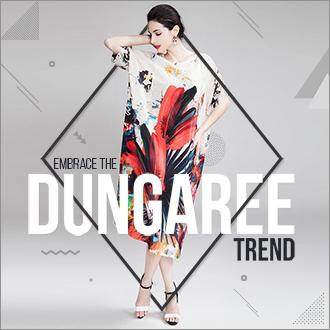 Dungaree Trend