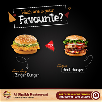 Favorite Fast Food