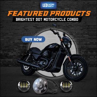 Harley Davidson Headlights