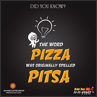 Pizza Fact