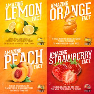 Amazing Fruits Facts